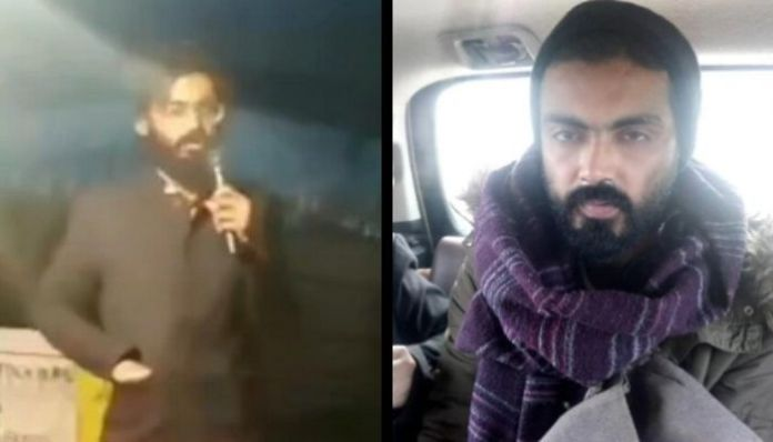 Sharjeel Imam sent to judicial custody after Delhi police files charge sheet