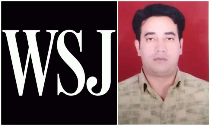 Police complaint filed against WSJ for concocting quotes ascribed to Ankit Sharma's brother
