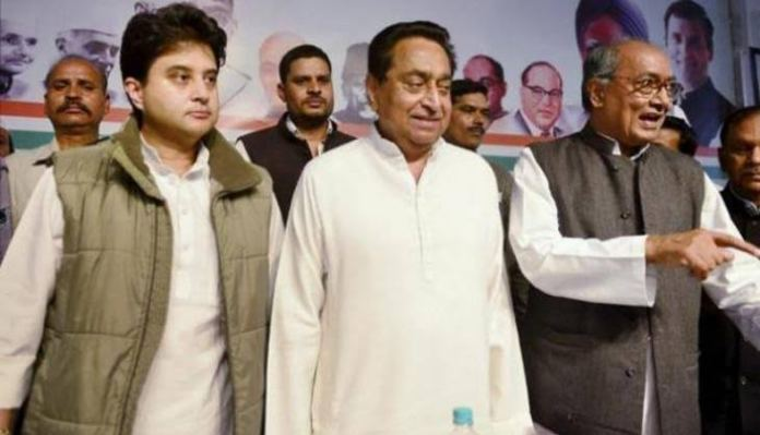 Section 144 imposed at Bhopal airport as Scindia camp MLAs set to return to meet the Madhya Pradesh speaker
