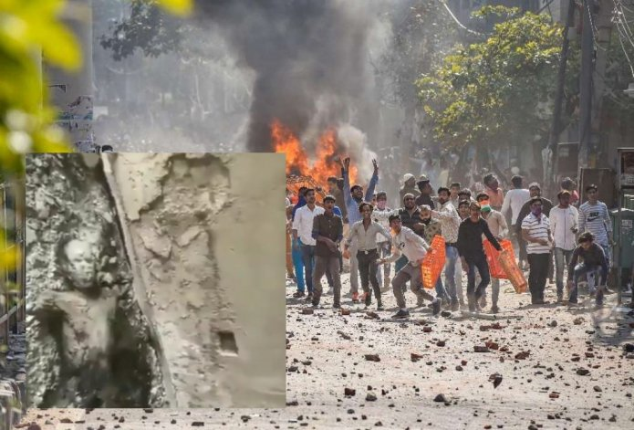 Delhi anti-Hindu riots: Police arrests one Shahnawaz for murder of Dilbar Negi, who was burnt alive after his limbs were chopped off