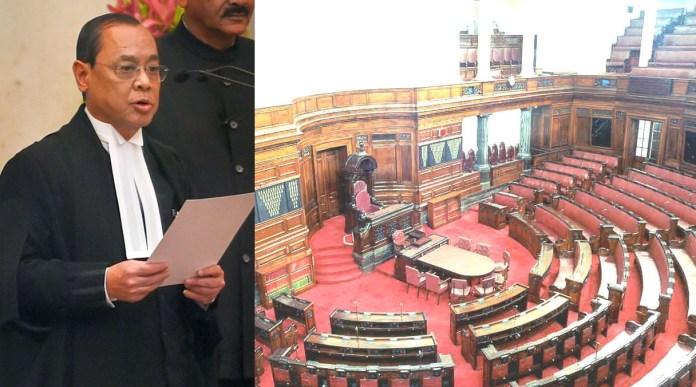 Ranjan Gogoi Rajya Sabha