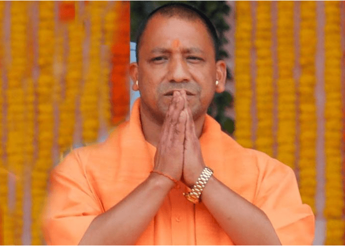 UP CM Yogi Adityanath announces CM relief fund for the state's fight against the menace of coronavirus