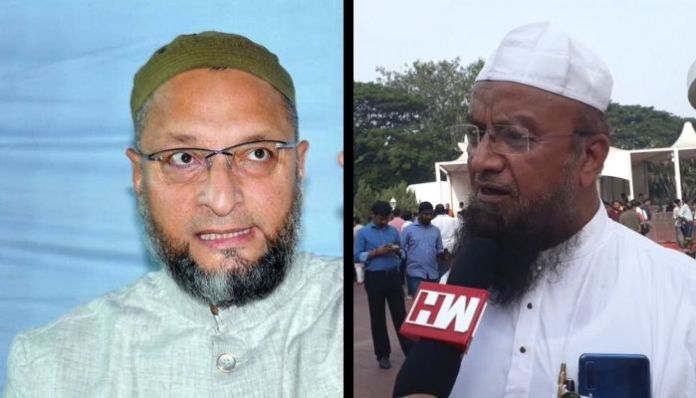 AIMIM leader Ismail makes provocative remarks speech, later clarifies