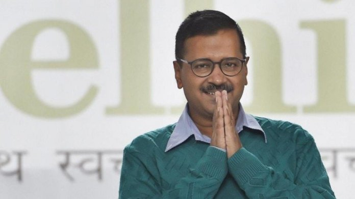 Arvind Kejriwal praises Delhi Police after having a history of disrespecting and ridiculing them