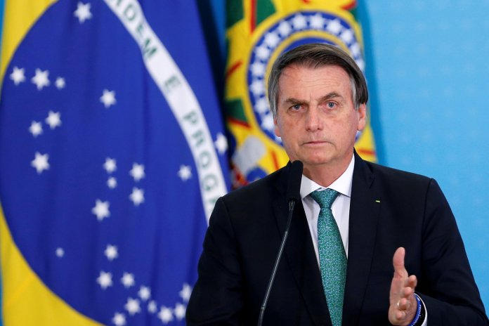 Brazil President urges mayors and state governors to lift lockdown amidst the coronavirus outbreak
