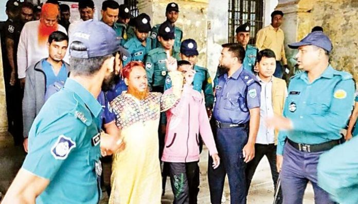 4 Radical Islamists sentenced to death for murdering Hind4 Radical Islamists sentenced to death for murdering Hindu priest in 2016 priest in 2016