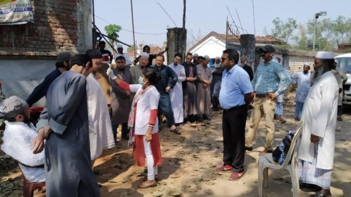 11 Muslim clerics from foreign nations found hiding inside Ranchi Mosque