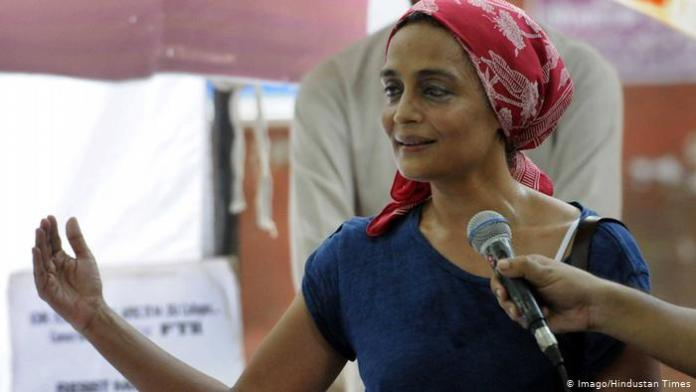 Arundhati Roy spreads poison as the vilification of Hindus reaches an all-time high