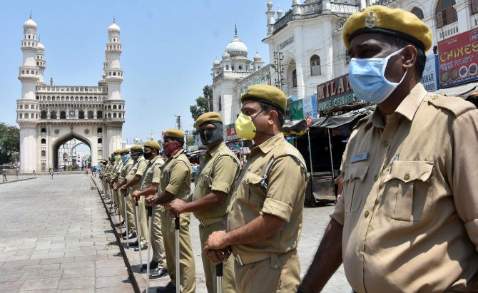 Telangana CM extends lockdown till June 3