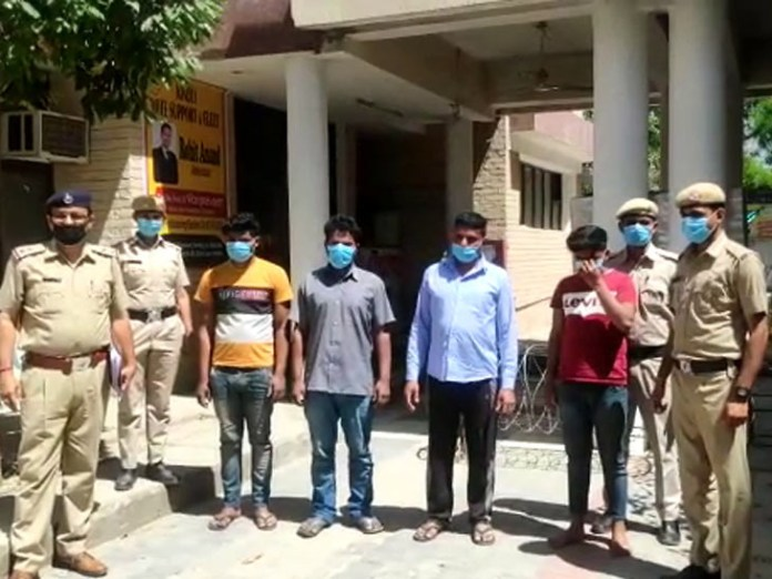 Javed, Nadeem, Isaq and Azad arrested for attack on ASHA workers and police personnel in Panchkula, Haryana: Read details