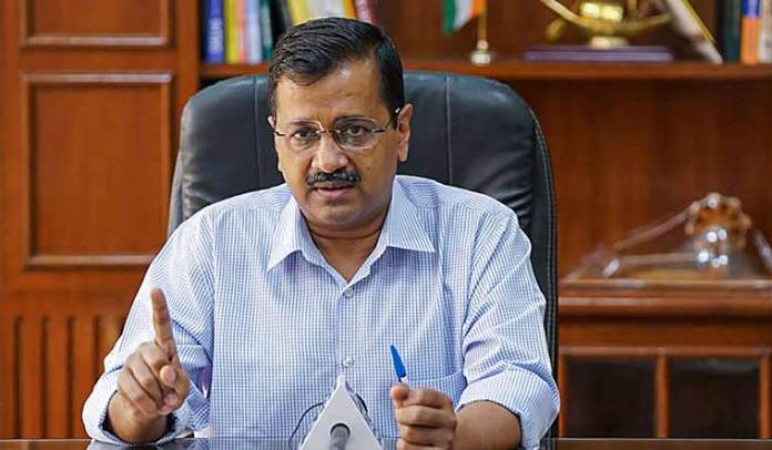 Arvind Kejriwal revealed that a volunteer at a food distribution center in Delhi has tested positive for the Wuhan Coronavirus