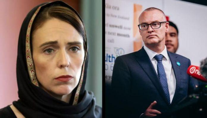 PM Jacinda Ardern demotes Health Minister over lockdown violation