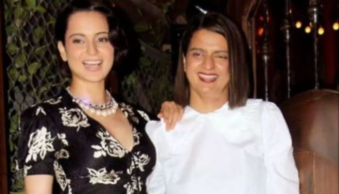 Kangana Ranaut defends her sister Rangoli Chandel in a viral video