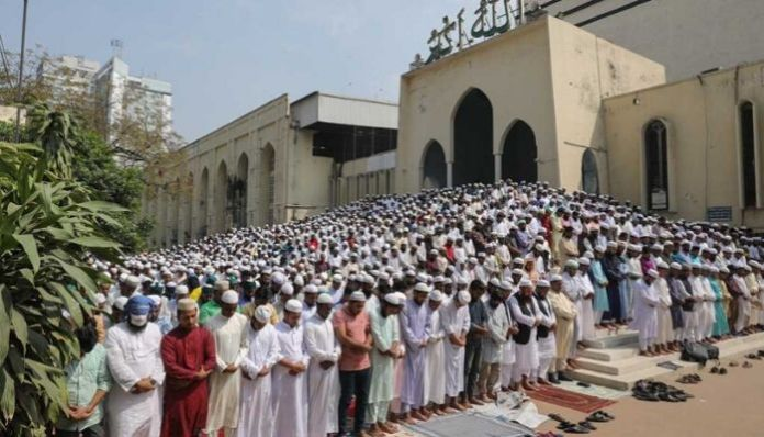 Bangladesh cleric tests positive for coronavirus after he held Friday prayers with over 24 people