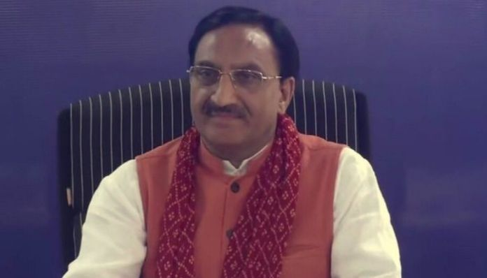 No academic loss if lockdown extended, assures Ramesh Pokhriyal
