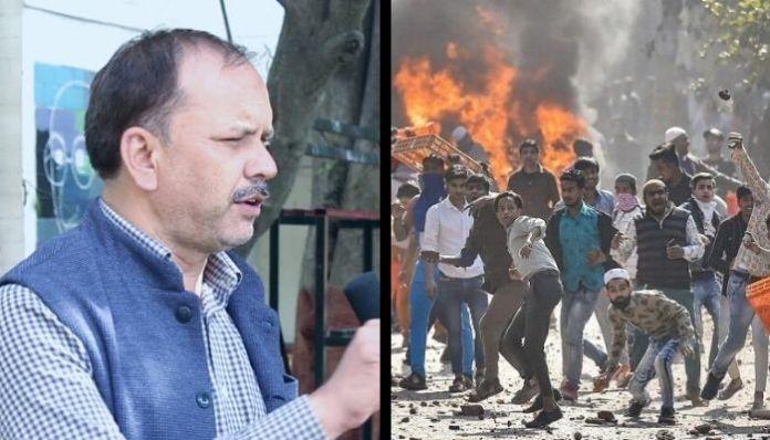 Delhi Police arrests Shifa-Ur-Rehman for conspiracy in Anti-Hindu riots