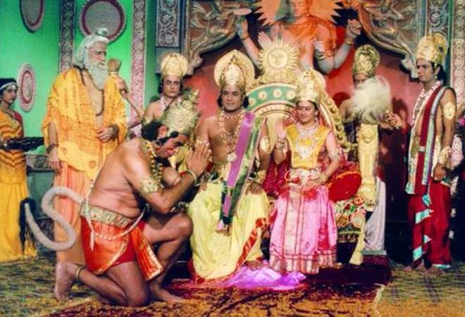 Ramayan creates world record