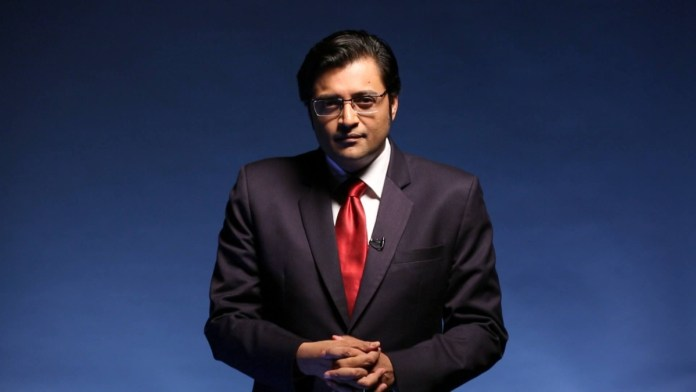 Advice viewer discretion, but don't demonise Arnab Goswami