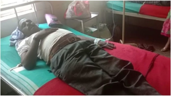 Sanitation workers were attacked near a Mosque in Chikmagalur
