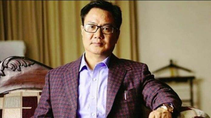 Union Minister Kiren Rijiju slams NDTV for publishing unverified news about the consumption of wild animals in Arunachal Pradesh in the wake of alleged rice shortage