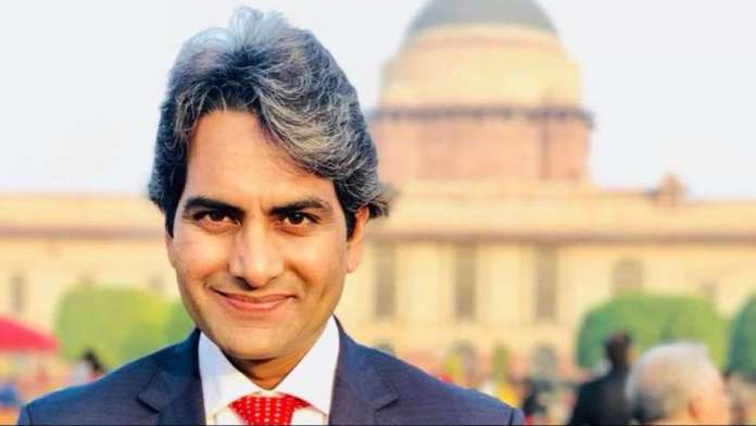 Kerala Police lodges FIR against ZeeNews' Sudhir Chaudhary for his 11 March show on different types of Jihad