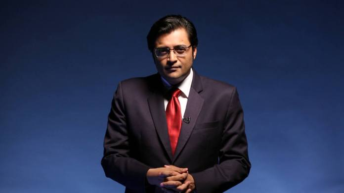 Arnab Goswami is being targetted by the Congress party