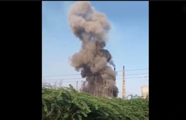A Boiler explosion occurred at the NLC Thermal Power Plant at Cuddalore in Tamil Nadu