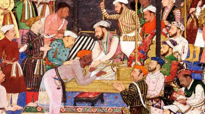 Presentasi SPI Dinasti Mughal