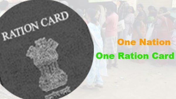 One Nation One ration Card scheme has been adopted by five more states