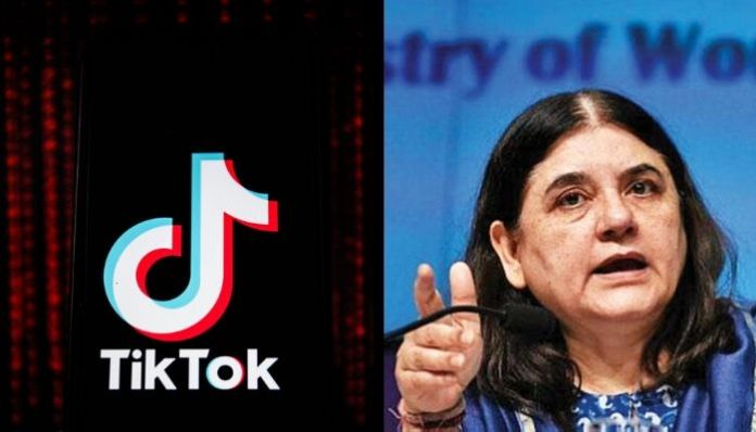 Maneka Gandhi warns TikTok to remove all videos depicting animal cruelty