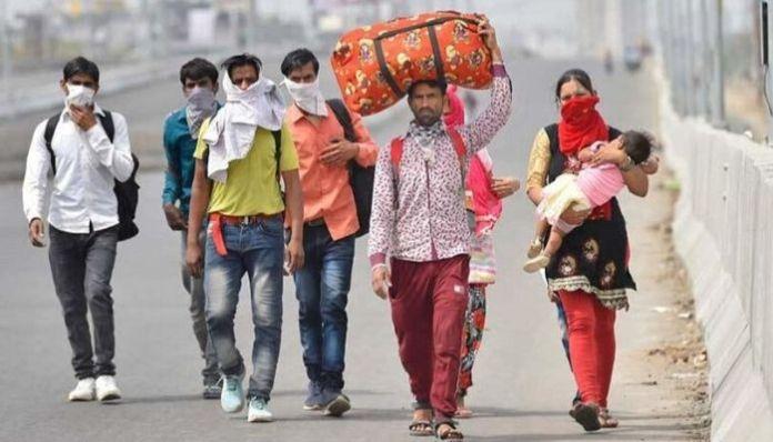 Rajasthan Migrants stuck in Chattisgarh despite permission,claims BJP MP