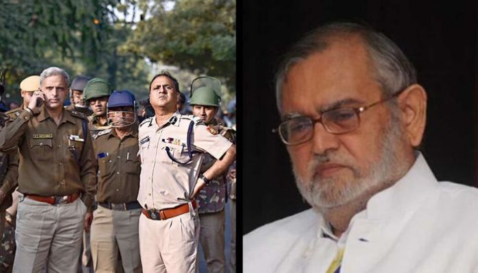 Zafarul Islam to submit phone before May 12, directs Delhi Police
