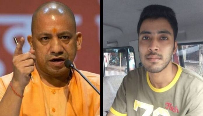 One Kamran arrested for threatening to kill Yogi Adityanath with a bomb
