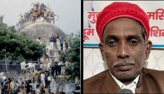 Babri Masjid Demolition Case: Iqbal Ansari wants Court to end the case