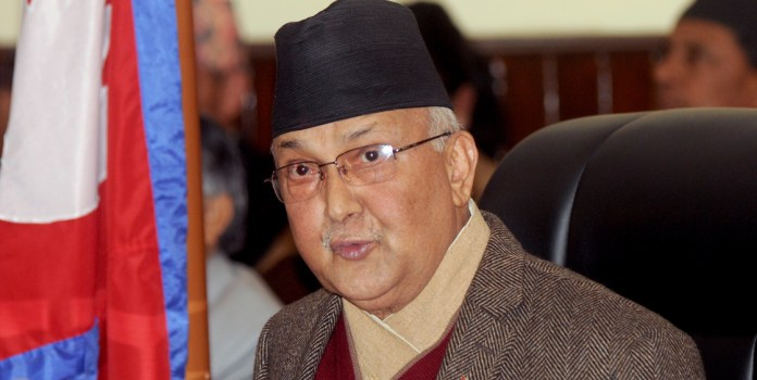 KP Ali again rants against India, says coronavirus cases in Nepal are rising because of India