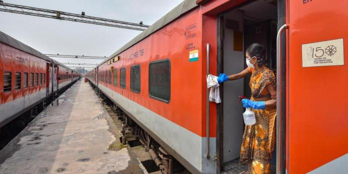 Indian Railways to resume train services gradually from May 12