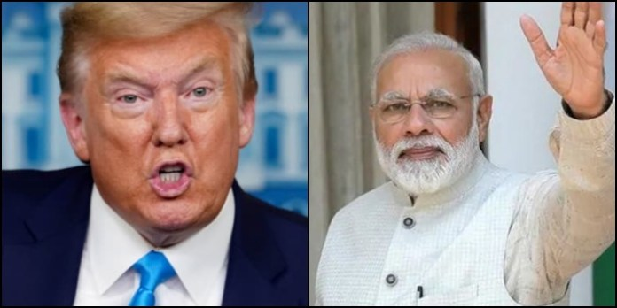 No contact between President Trump and PM Modi after 4th April: MEA refutes POTUS, says India and China directly in touch through diplomatic channels