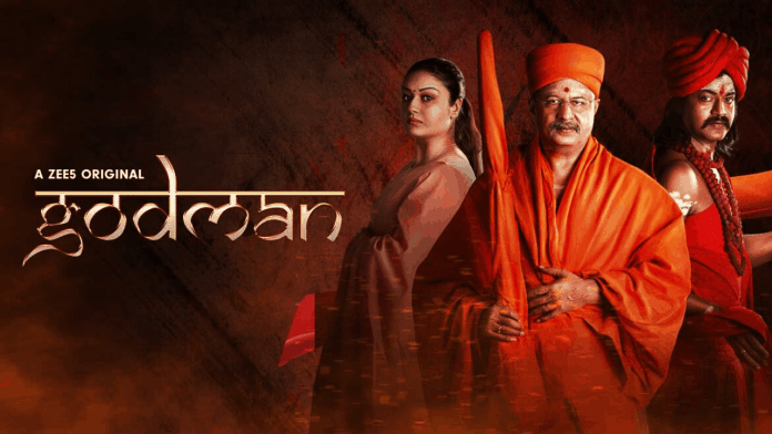 Soon-to-be-aired series Godman draws criticism for its Hinduphobic content, Zee5 defends its claiming it will create awareness about all aspects in the society