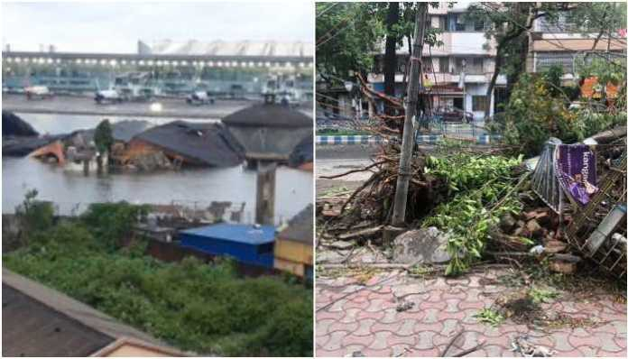 Cyclone Amphan leaves Odisha and Bengal battered, several dead, thousands of houses destroyed