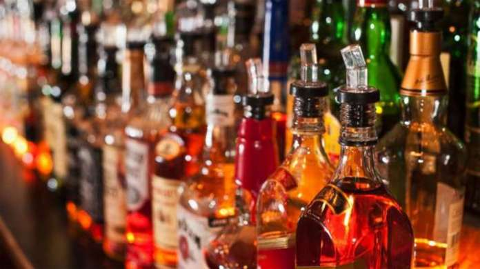 Liquor shops see large gatherings across the country, social distancing rules flouted in many areas