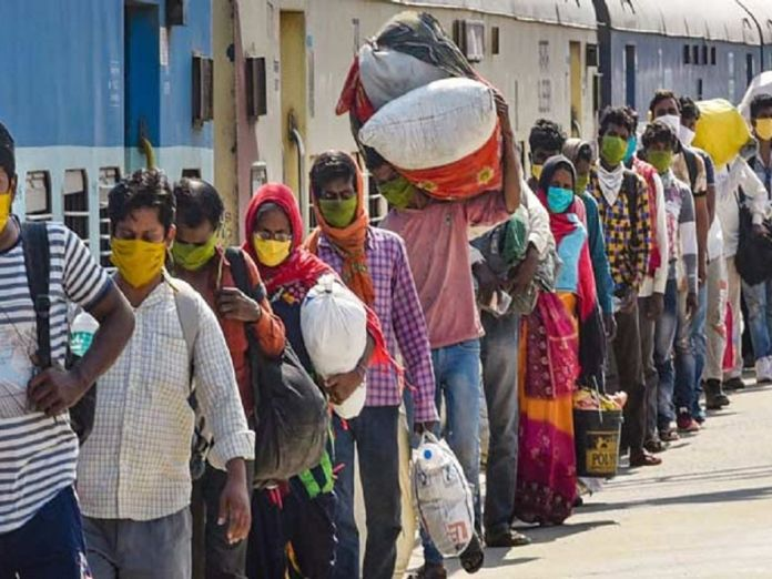 Bihar stops registration for migrants for 14-day institutional quarantine, to stop thermal scanning at stations too.