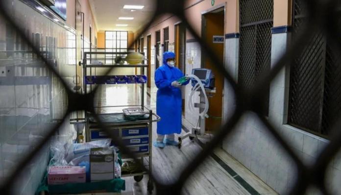Police registers case against a man who escaped a quarantine facility in Odisha's Jharsuguda