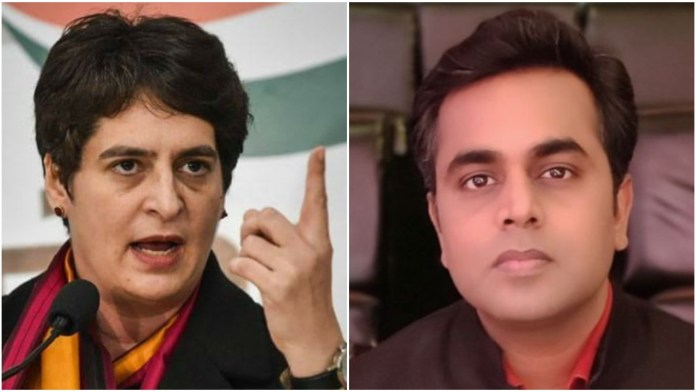 Congress threatens India TV's Sushant Sinha with FIR, calls him fake news peddler for a typo he had corrected within minutes