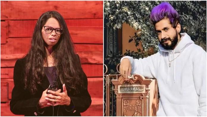 Acid attack survivor Laxmi Agarwal slams TikTok user Faizal Siddiqui's video for promoting violence against women