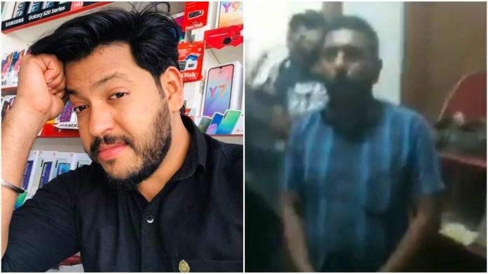Kuwait Muslim attack Hindu