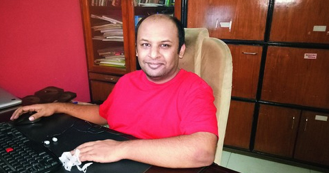Pratik Sinha is one of the founders of AltNews