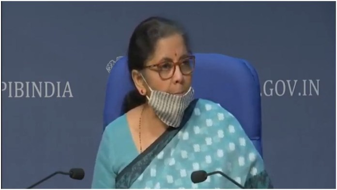 Boost for MSMEs, EPF support and special help for financial institutions: Read the details of FM Sitharaman's first address on Atmanirbhar Bharat Abhiyan