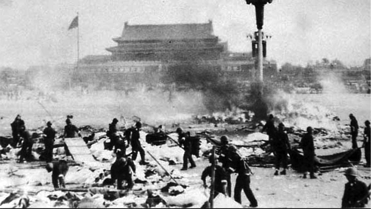 Tiananmen Massacre to Communist attacks on Indian people