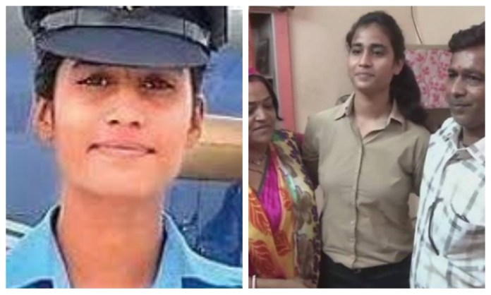 Anchal Gangwal from Madhya Pradesh awarded President's Plaque in IAF's passing out ceremony