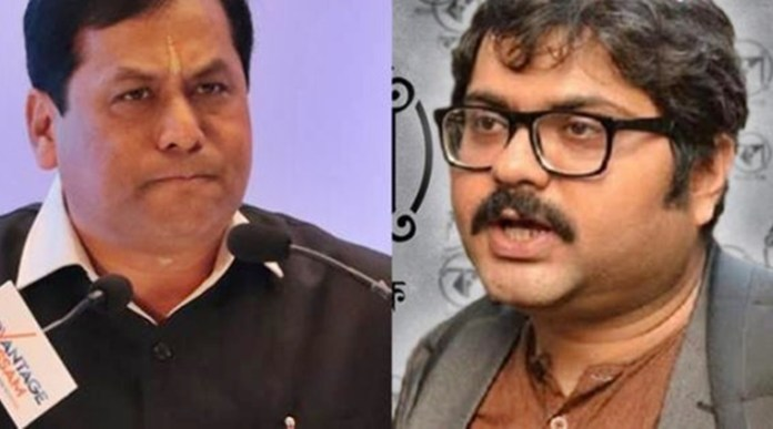 Assam Police has been ordered to arrest Garga Chatterjee